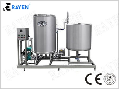 Flash Pasteurizer