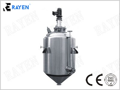 Alcohol Deposition Tank