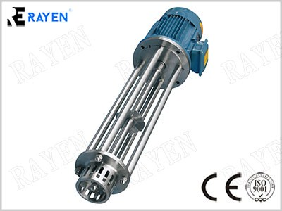 High Shear Mixer Homogenizer