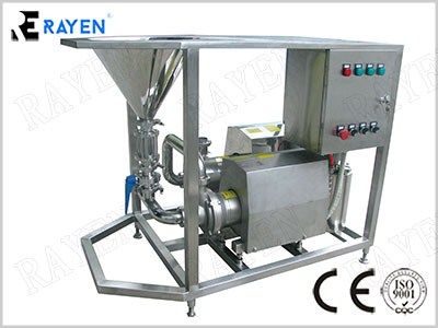 High Efficient Online Mixer System